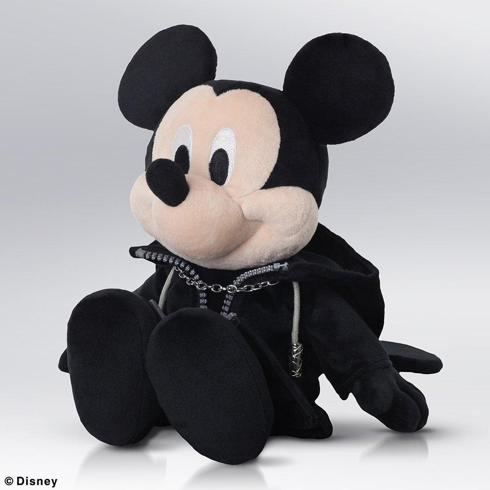 Organization XIII King Mickey Plush