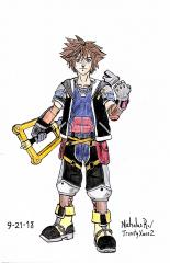 KH Sora Drawing [COLOR]