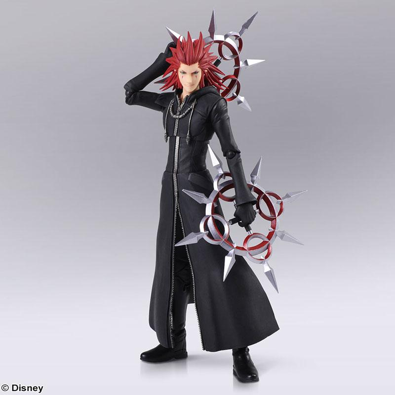 Bring Arts Kingdom Hearts III Axel/Lea