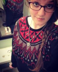 Super Groupies Axel Sweater pt. 6
