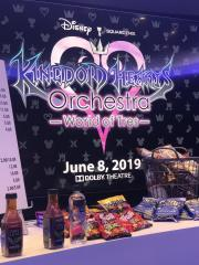 Kingdom Hearts Orchestra -World of Tres- Los Angeles Concert