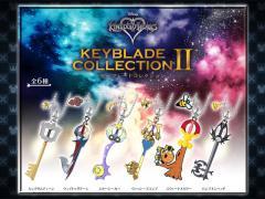 BANDAIKingdom HeartsGacha Capsule Keyblade Keychains Vol 2