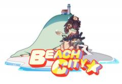 KH Beach City World Logo