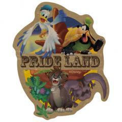 Kingdom Hearts travel stickers
