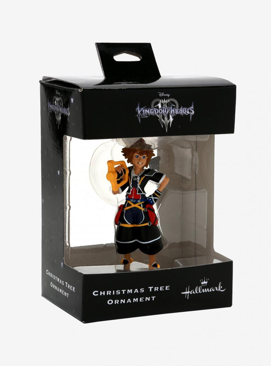 Kingdom Hearts Sora Ornament