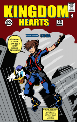 Kingdom Hearts No. 25