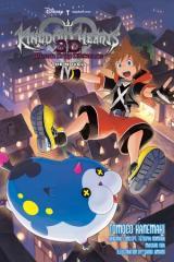 Kingdom Hearts 3D Dream Drop Distance The Novel