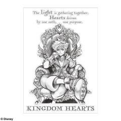 Kingdom Hearts III Wall Sticker Crown
