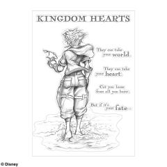 Kingdom Hearts III Wall Sticker Promise