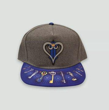 November Round-Up Kingdom Hearts Snap Back Brimmed Hat