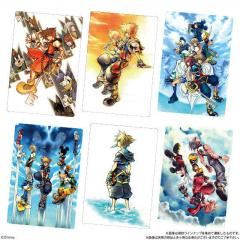Kingdom Hearts Card Wafers