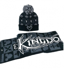 November Round-Up Kingdom Hearts Beanie and Scarf Set