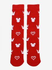 November Round-Up Kingdom Hearts Allover Print Crew Socks
