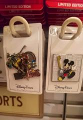 Kingdom Hearts Disney Parks Collection Pins