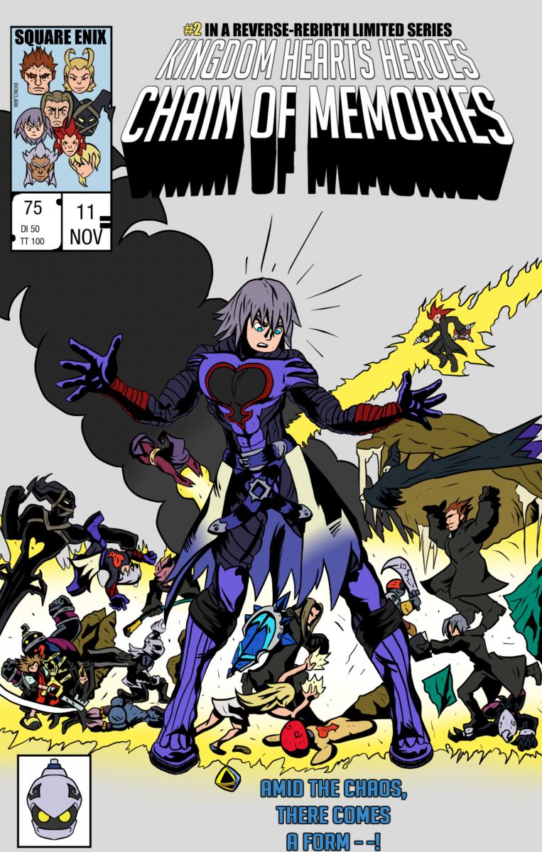 Kingdom Comics: Chain of Memories