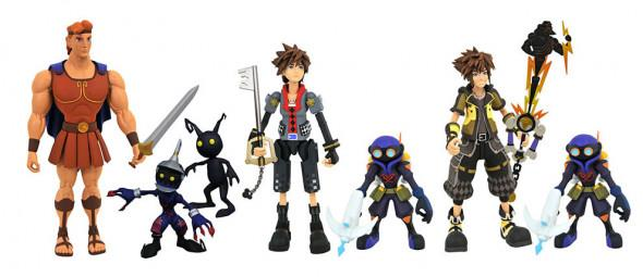 Diamond Select Toys Kingdom Hearts III Series 2