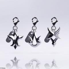 Kingdom Hearts Trio Charm Sets