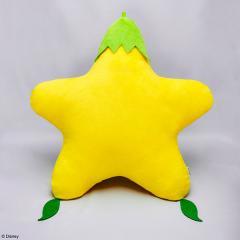 Kingdom Hearts Paopu Fruit Plush Cushion