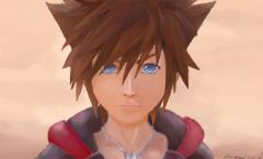 Sora's Resolve - Kingdom Hearts III