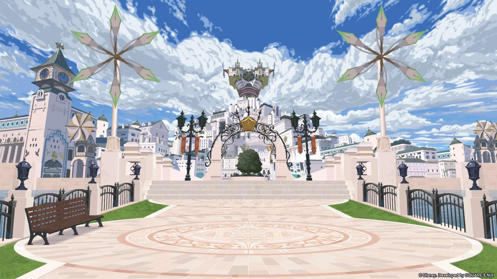 Kingdom Hearts Video Call Background Wallpapers