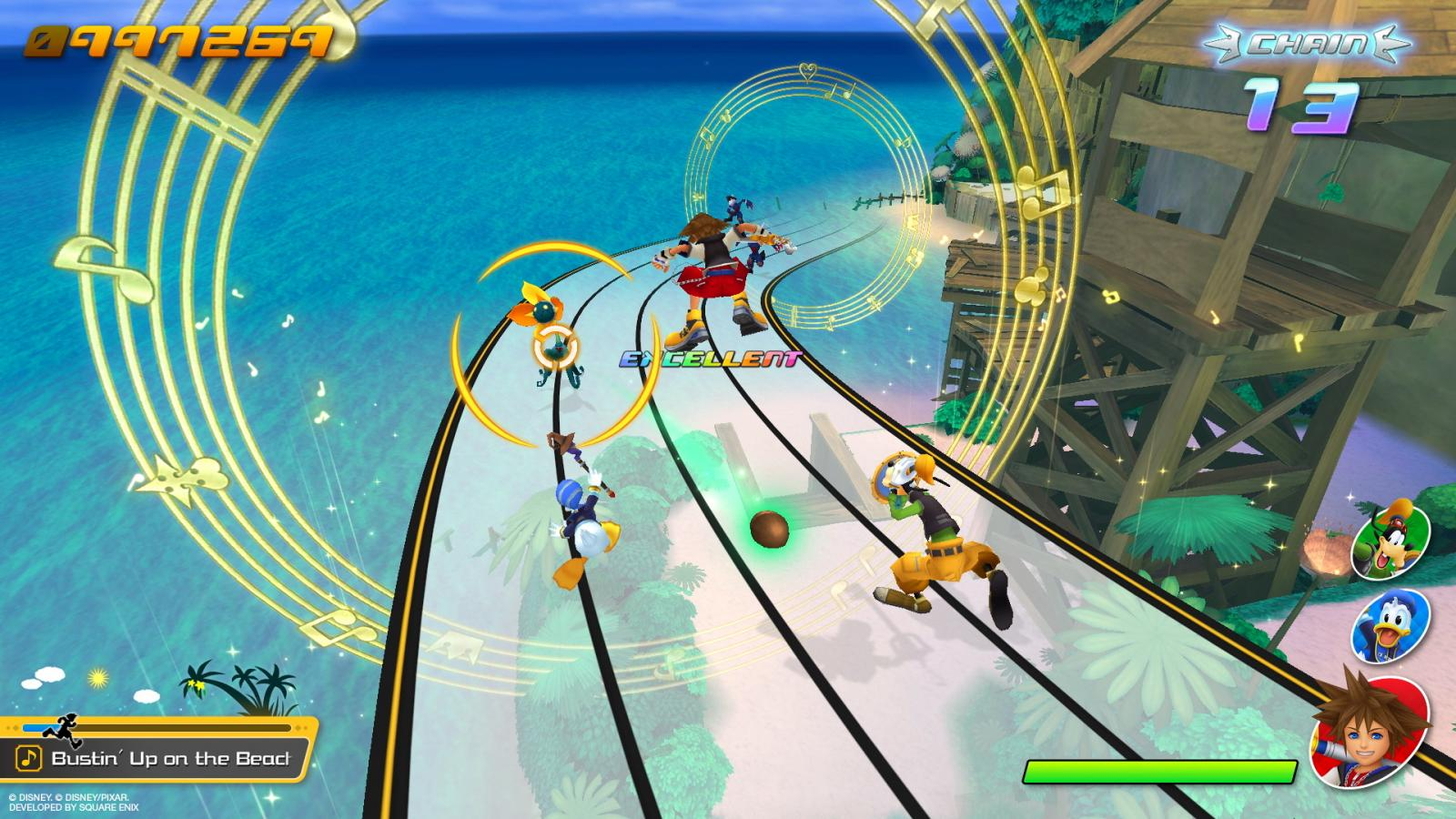 2020-06-19 Kingdom Hearts Melody of Memory English Announcement