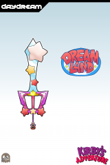 Keyblade Card - Daydream