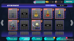 KHDR Enemy Collection [JP]