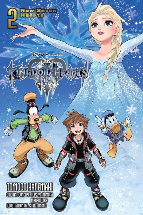 Kingdom Hearts: Dark Road review: less of a game, more a
