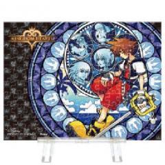 150-piece Jigsaw Puzzle Puchi Parie Clear Kingdom Hearts