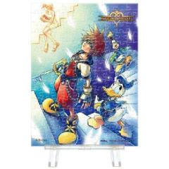 150- piece Jigsaw Puzzle Puchi Parie Clear Kingdom Hearts Chain of Memories