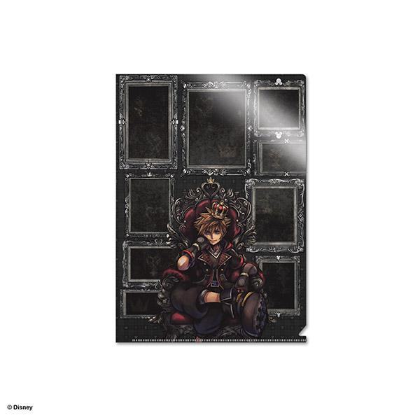 Kingdom Hearts III Metallic File Sora