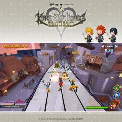 2020-09-16 Kingdom Hearts Melody of Memory