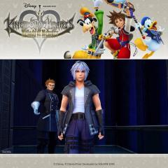 2020-09-15 Kingdom Hearts Melody of Memory