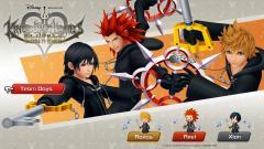 2020-09-12 Kingdom Hearts Melody of Memory Team Days