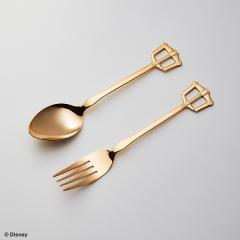 Kingdom Hearts Fork and Spoon Kingdom Key D