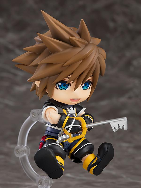 Kingdom Hearts II Sora Nendoroid