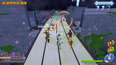 2020-10-14 Kingdom Hearts Melody of Memory Press Site Screenshots October 2020