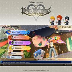 2020-11-15 Kingdom Hearts Melody of Memory Teams