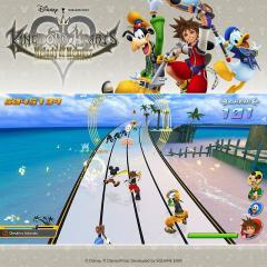 2020-11-14 Kingdom Hearts Melody of Memory King Mickey Team Up