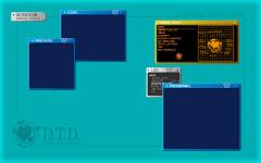 Wallpaper - Ansem's Hollow Bastion OS (KH2)