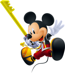 2020-11-04 Kingdom Hearts Melody of Memory Character Renders
