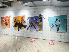 Kingdom Hearts Melody of Memory Cafe Venue Photos