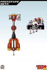 Keyblade Card - Prototype Beta
