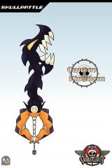 Keyblade Card - Skullrattle