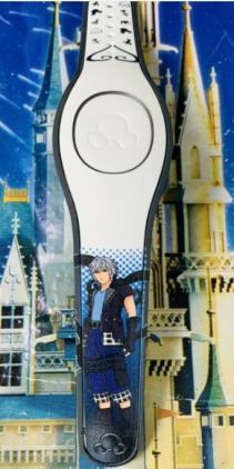 Kingdom Hearts Disney World Magic Bands