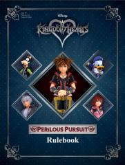 Disney's Kingdom Hearts Perilous Pursuit Rulebook