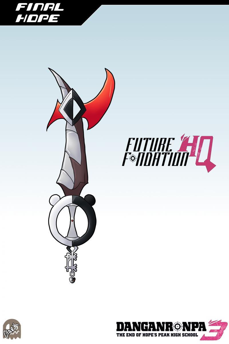 Keyblade Card - Final Hope