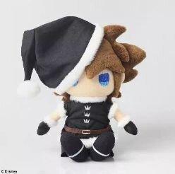 Kingdom Hearts II Final Mix Sora Christmas Town Plush