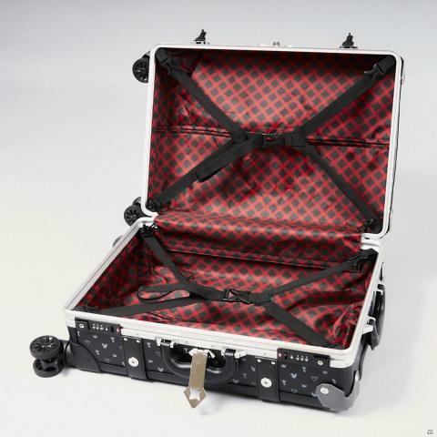 Kingdom Hearts III Suitcases