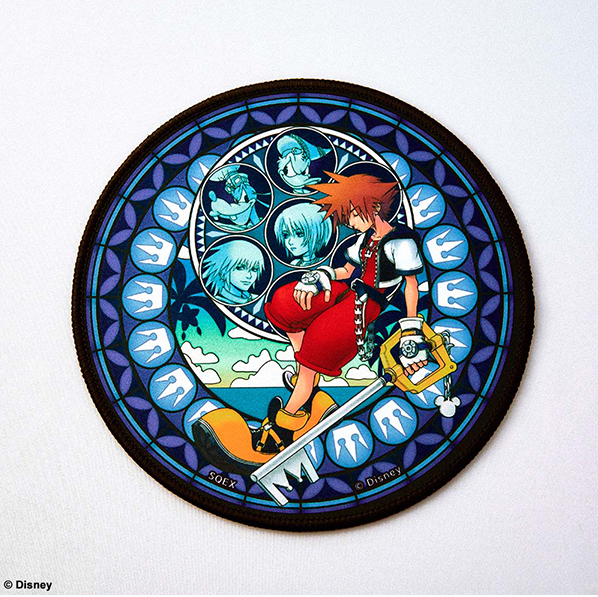 Kingdom Hearts Mouse Pad